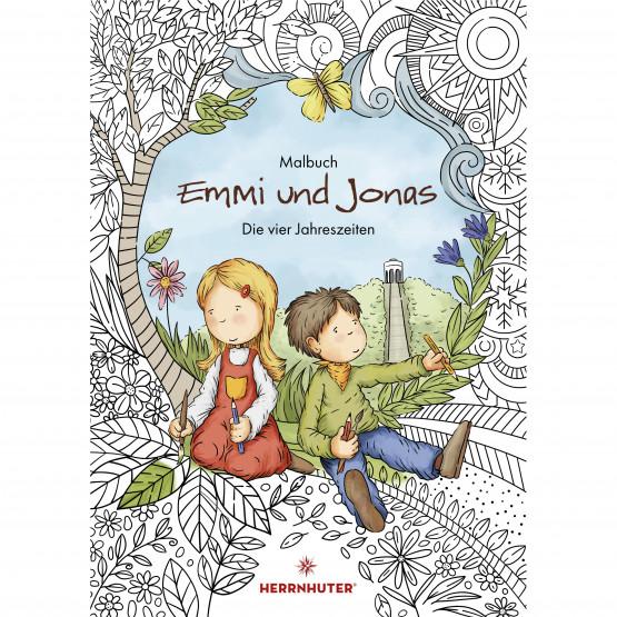 Malbuch - Emmi und Jonas