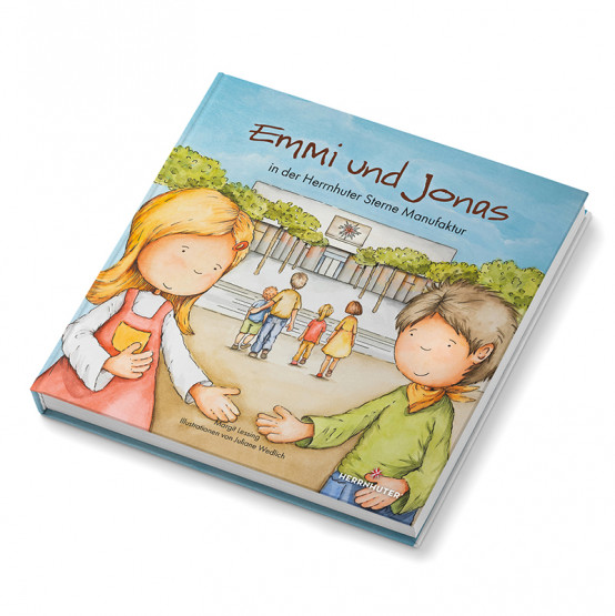 Kid's book - Emmi & Jonas