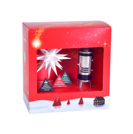 Gift box - Star and incense burner