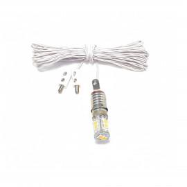 Beleuchtung für i1 (mit LED)