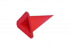 Replacement point i4 - triangle, color selection