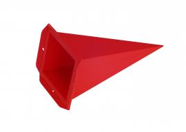 Einzelzacke A4 - Viereck, Farbauswahl