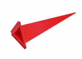 Einzelzacke A7 - Dreieck, Farbauswahl